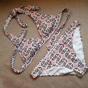 Gap Body two piece swimsuit - S + M CUTE!!!